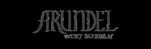 Arundel Illustrated Map Title