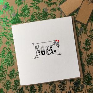 Christmas Noel Card Pack