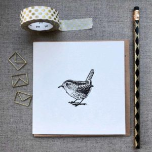 Wren Greetings Card