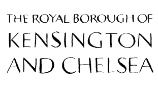 Kensington & Chelsea Illustrated Map Title